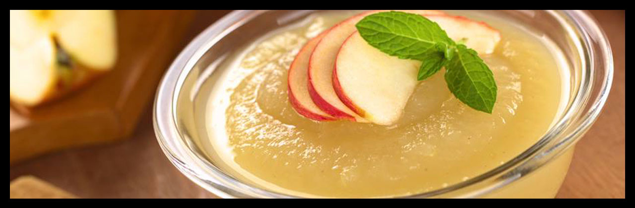Snappy Snacks: Fresh Applesauce